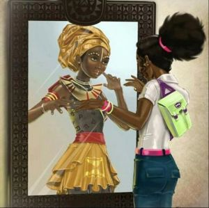 Black Girls Self Image