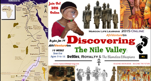 MLL Winter AfriVenture 2015 Poster