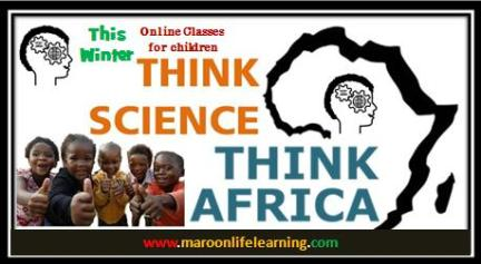 Think Science Think Africa Winter 2016